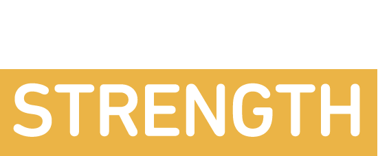 Logo for the 30 Days of Strength.