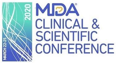 2020 MDA Clinical and Scientific Conference Logo