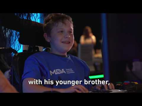 Muscular Dystrophy Association Launches MDA Let's Play.
