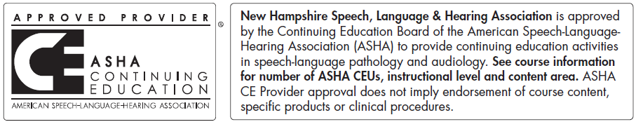 Asha Continuing Education logo