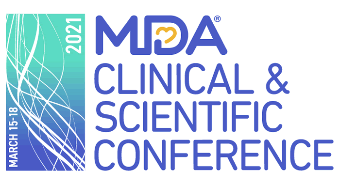 2021 MDA Clinical and Scientific Conference