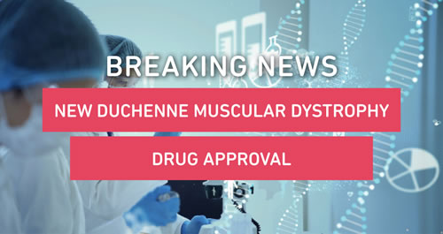 New Duchenne muscular dystrophy Drug Approval