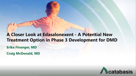 A Closer Look at Edasalonexent - A Potential New Treatment Option in Phase 3 Development for DMD