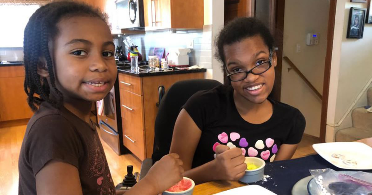 MDA Summer Campers enjoy staying connected and learning through virtual programming produced by the Muscular Dystrophy Association, for children ages 8-17 living with neuromuscular diseases.