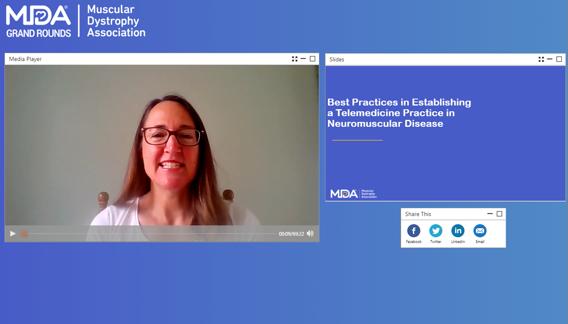 Best Practices in Establishing a Telemedicine Practice in Neuromuscular Disease