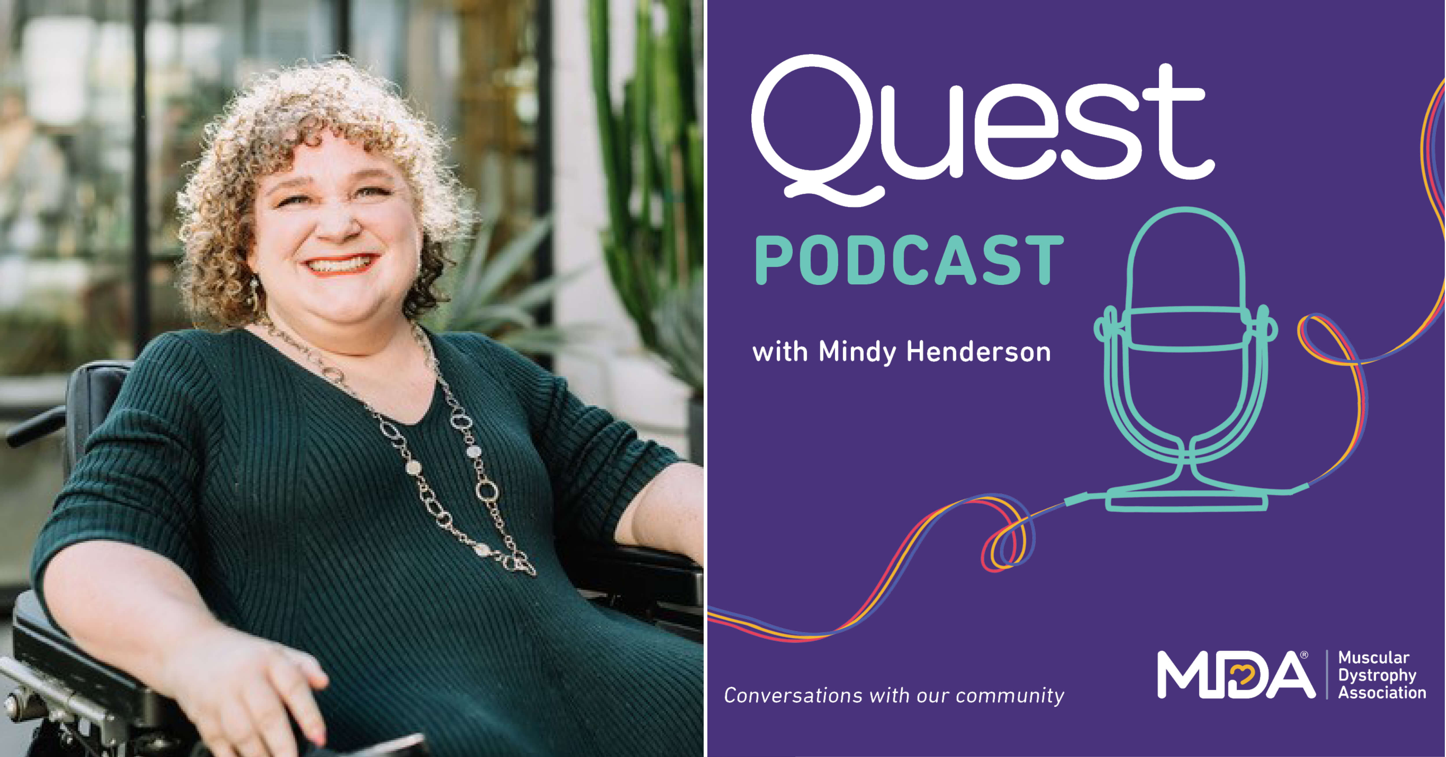 Quest Podcast with Mindy Henderson.