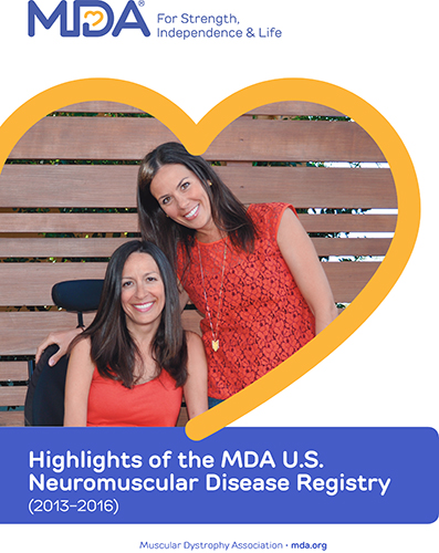 Highlights of the MDA U.S. Neuromuscular Disease Registry