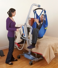 M-Series 330 mobile lift, Prism Medical, (866) 891-6502