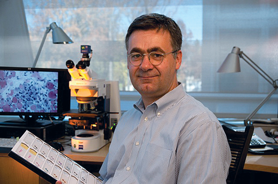 Research in congenital muscular dystrophies is the subject of a July 2013 Quest magazine interview with Carsten Bönnemann (pictured), a pediatric neurologist at the National Institutes of Health (NIH) in Bethesda, Md.