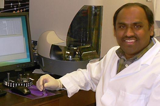 Muthusamy Thiruppathi, Ph.D.
