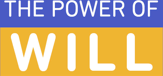 Logo for the Power of Will