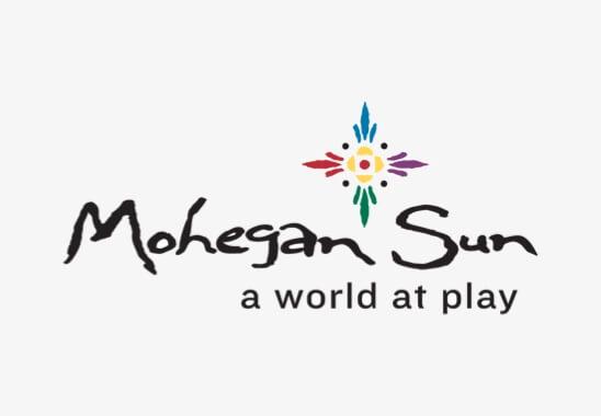Mohegan Sun.
