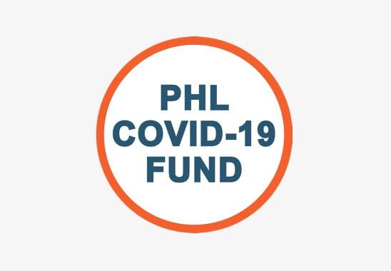 PHL Covid-19 Fund.