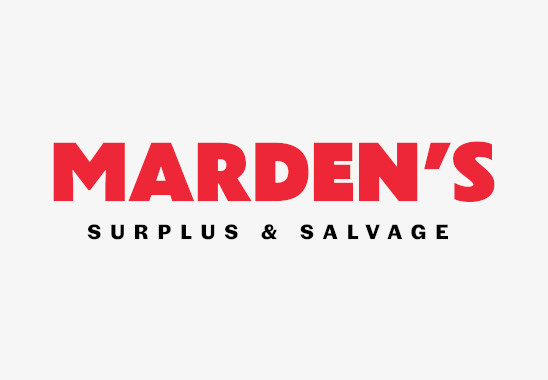 Mardens Surplus & Salvage.