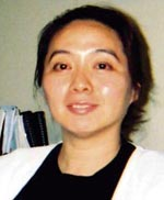 Kimi Kong, Ph.D., is among many experts who believe cells from umbilical cordlood may have great reparative potential.