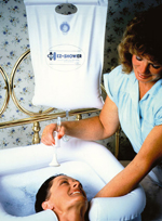EZ-Shower: EZ-Access, Homecare Products