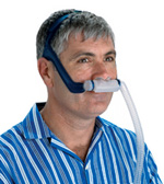 The Mirage Swift II (nasal pillows) by ResMed