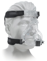 The Total Face (full face) mask by Respironics