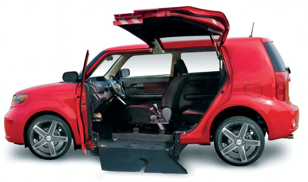 Disabled Car Seat Conversions Bury St Edmunds