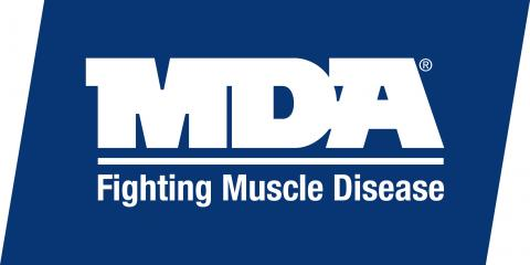Old MDA logo