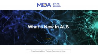 What's New in ALS