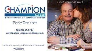 The Champion ALS Study