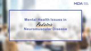 Pediatric Mental Health Grand Round