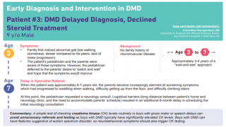 Early Diagnosis and Intervention in DMD - Patient #3